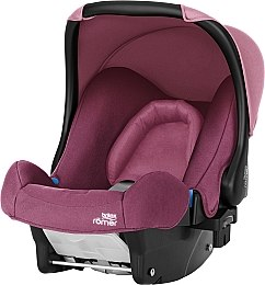 Автокресло Baby-Safe, Wine Rose - Britax-Romer