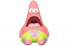 "Фигурка Masterpiece Memes Collection ""Surprised Patrick"" - Nickelodeon"