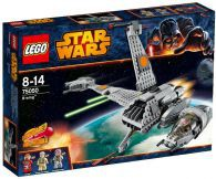 Истребитель B-Wing, 75072 - Lego Star Wars