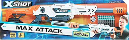 Бластер X-Shot Large Max Attack (24 патрона) - Zuru