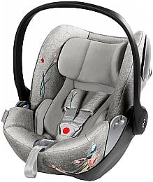 Автокресло - Cybex Cloud Z I-Size Koi Md Grey