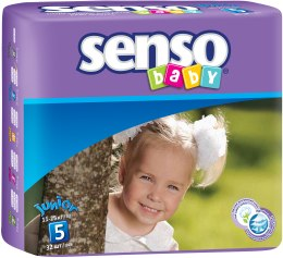 Підгузки Senso Baby Junior 5 (11-25 кг) 32 шт. - Senso Baby