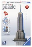 "3D Пазл ""Небоскреб Empire State Building"" - Ravensburger"