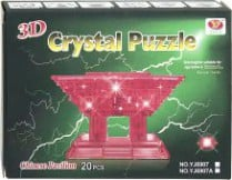 "3D пазли ""Арка"", 20 деталей - Crystal Puzzle"