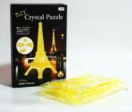 "3D пазлы ""Эйфелева башня"", 24 детали - Crystal Puzzle"