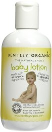 Детский лосьон - Bentley Organic Baby Lotion