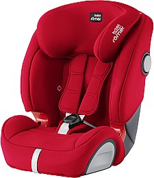Автокрісло Evolva 123 Sl Sict Fire Red - Britax-Romer