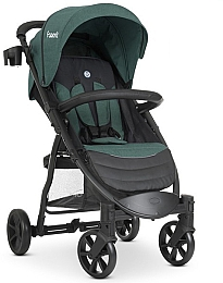 Прогулянкова коляска Favorit, M 3409, Forest Green - El Camino