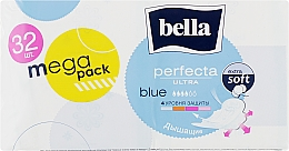 Прокладки Bella Perfecta Blue Soft Ultra 32 шт - Bella