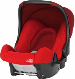 Автокресло Baby-Safe, Flame Red - Britax-Romer