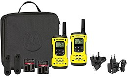 Рація Talkabout T92 H2O Twin Pack, 2 шт. - Motorola