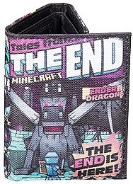Кошелек Tales from the End Tri Fold Wallet - JINX Minecraft