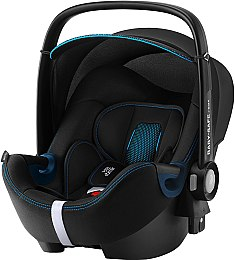 Автокресло Baby Safe 2 i-Size Cool Flow Blue - Britax-Romer