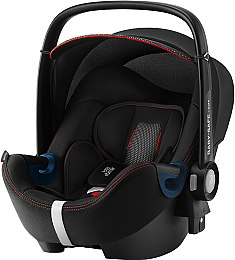Автокресло Baby Safe 2 i-Size Cool Flow Black - Britax-Romer