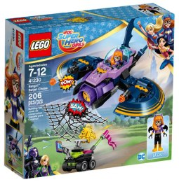"Конструктор ""Бэтгерл: погоня на реактивном самолете"", 41230 - LEGO DC Super Hero Girls"
