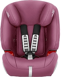 Автокрісло Evolva 123 Wine Rose - Britax-Romer