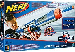 "Бластер Nerf ""Спектр"" - Hasbro N-Strike Elite Spectre Rev-5"