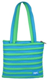 "Сумка ""Premium Tote Beach Bag"", бирюзовая - Zipit"