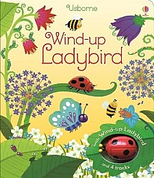 "Книга-игрушка ""Wind-up Ladybird"" (англ.) - Usborne Publishing Ltd"