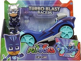 "Набор с фигуркой ""Cat-Car"" Turbo Blast Racers - PJ Masks"