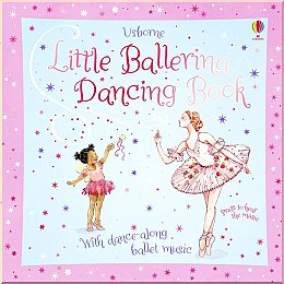 "Детская книга ""Little Ballerina Dancing Book"" (англ.) - Usborne Publishing Ltd"