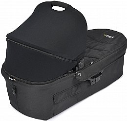 "Люлька с адаптером ""Coast Carrycot Folding Black"" - Larktale"