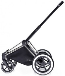 Шасси Priam Frame All Terrain Chrome-chrome (с адаптером) - Cybex