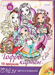 Набор гофрокартона №31, Ever After High - 1 Вересня
