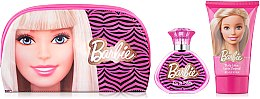 Barbie Barbie - Набор (edt/50ml + b/lot/100ml + bag)