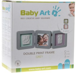 Рамочка Double Double Print Frame Grey - Baby Art