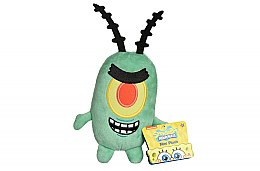 "Мягкая игрушка Sponge Bob Mini Plush ""Plankton"" - Nickelodeon"