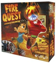 "Игра-квест ""Fire Quest"" - Yago"