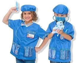 "Костюм ветеринара ""Veterinarian Role Play Costume Set MD14850"" - Melissa&Doug"