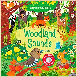 "Детская звуковая книга ""Woodland Sounds Books"" - Usborne Publishing Ltd"