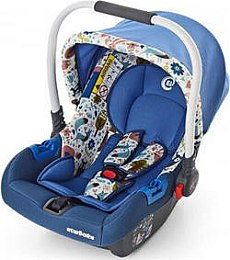 Автокрісло Newborn ME 1009-1, blue tree - El Camino