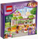 Фреш-бар Хартлейк Сити, 41035 - Lego Friends
