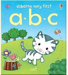 "Детская книга ""Very First ABC"" (англ.) - Usborne Publishing Ltd"