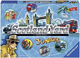 "Настольная игра ""Scotland Yard Junior"" - Ravensburger"