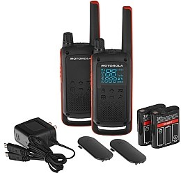 Рація Talkabout T82 Twin Pack & Chgr We, 2 шт. - Motorola
