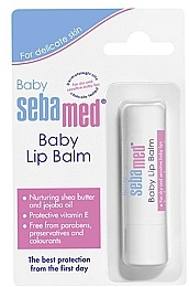 Бальзам для губ  - Sebamed Baby Lip Balm