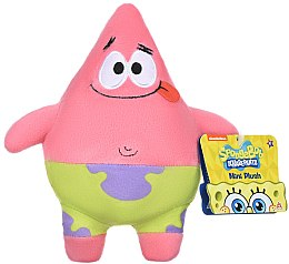"Мягкая игрушка Sponge Bob Mini Plush ""Patrick"" - Nickelodeon"