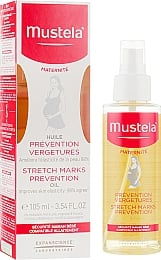 Масло от растяжек - Mustela Maternidad Stretch Marks Prevention Oil