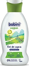Гель для душу - Bobini Vegan Gel