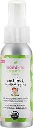 Детский репеллентный спрей - Mambino Organics Bug Away Repellent Spray