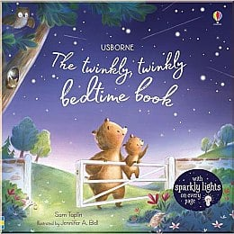 "Детская книга ""The Twinkly Twinkly Bedtime Book"" (англ.) - Usborne Publishing Ltd"