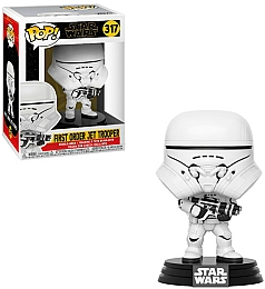 "Ігрова фігурка серії ""POP!"", Star Wars First Order Jet Trooper - Funko"