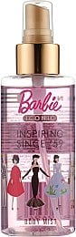 "Спрей для тела детский ""Inspiring since '59"" - Bi-Es Barbie Iconic Body Mist"