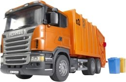 Сміттєвоз Scania R-Series, 1:16 - Bruder