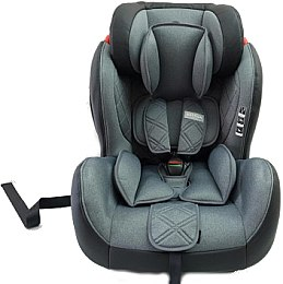 Автокрісло Me 1057 Bastion Isofix, Dark Grey - El Camino