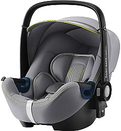 Автокресло Baby Safe 2 i-Size Cool Flow Silver - Britax-Romer